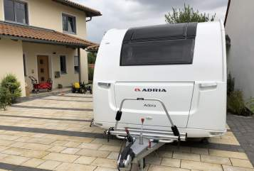 Hire a motorhome in Bodenkirchen from private owners| ADRIA ADRIA Adora