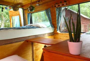 Hire a motorhome in Herne from private owners  Fiat  Bonanza