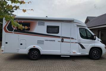 Hire a motorhome in Lingen from private owners| Weinsberg Pépé