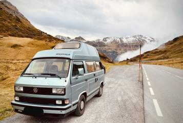 Hire a motorhome in Langenfeld from private owners  VW Atlantic Bulli