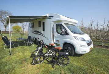 Hire a motorhome in Maurik from private owners| Citroën SUN DRIVER Sun Driver T590
