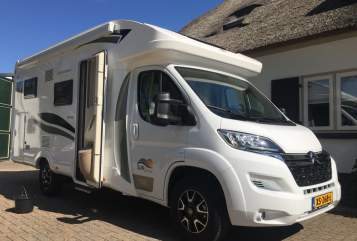 Hire a motorhome in Maurik from private owners| Citroën SUN DRIVER Sun Driver T585