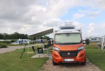 Hire a motorhome in Cuxhaven from private owners| Weinsberg  Smitty
