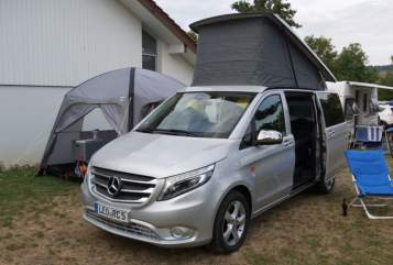 Hire a motorhome in Leonberg from private owners| Mercedes Benz  Activity One