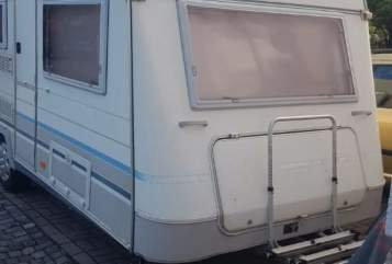 Hire a motorhome in Dresden from private owners| Knaus Knaus Azur