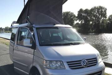 Hire a motorhome in Frankfurt am Main from private owners| VW Sanni-Cool