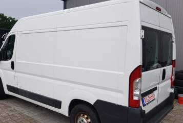 Hire a motorhome in Hamburg from private owners| Citroen Timeout
