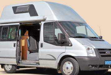 Hire a motorhome in München from private owners| Ford Transit Nugget El viajero