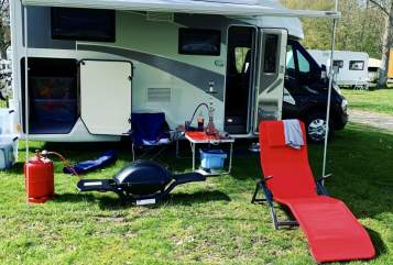Hire a motorhome in Nohfelden from private owners| Forster  Europa1