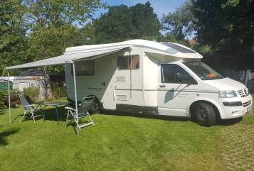 Hire a motorhome in Potsdam from private owners| VW T5 Collorado Collorado