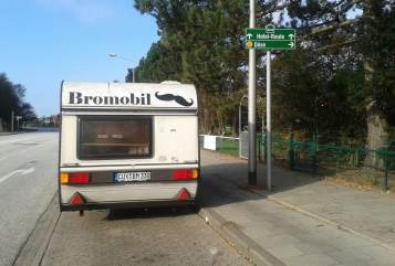 Hire a motorhome in Cuxhaven from private owners| Hobby Bromobil