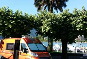 Hire a motorhome in Knetzgau from private owners| Adria ADRIA WOHNMOBIL