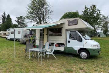 Hire a motorhome in Arnhem from private owners| Fiat Fiat Ducato