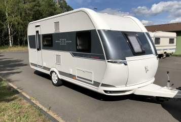 Hire a motorhome in Euskirchen from private owners| Hobby Scouty