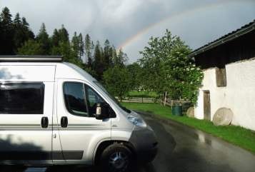 Hire a motorhome in Essen from private owners| FIAT RUHRI