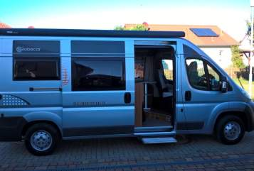 Hire a motorhome in Landkreis Wernigerode from private owners| Globescout/ Pössel Wohni