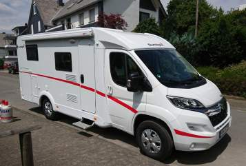 Hire a motorhome in Olsberg from private owners  Sunlight Sunny