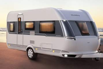 Hire a motorhome in Grasbrunn from private owners| Hobby 470 UL