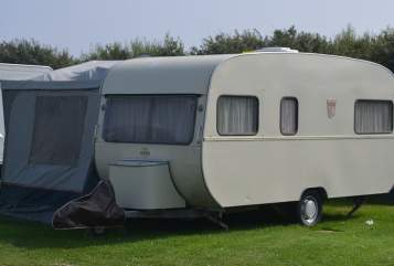 Hire a motorhome in Hanau from private owners  Tabbert Comtesse_445TN