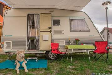 Hire a motorhome in Martinsheim from private owners| Beyerland Betty
