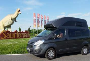 Hire a motorhome in Mainz from private owners| Ford Lucy