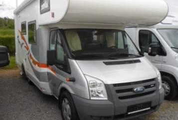 Hire a motorhome in Rain from private owners| EURA MOBIL CAMPY