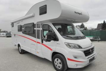Hire a motorhome in Neumarkt i. d. OPf. from private owners| Sunlight  Lampenfieber