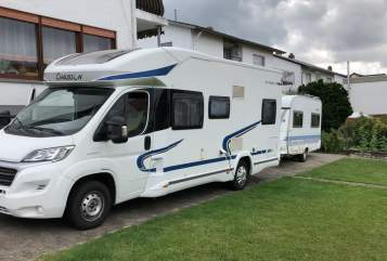 Hire a motorhome in Villmar from private owners| Chausson Horst