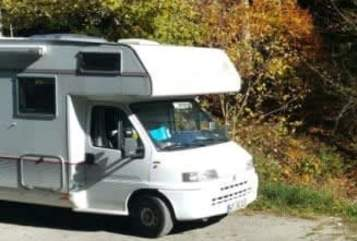 Hire a motorhome in Sulzberg from private owners| Fiat Frankia