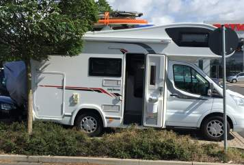 Hire a motorhome in Eresing from private owners| Challenger/ Ford WoMo VABS