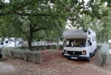 Hire a motorhome in Geislingen an der Steige from private owners| VW LT 35 Eggi