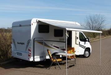 Hire a motorhome in Berlin from private owners| Sunlight Dodo