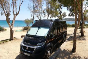 Hire a motorhome in Amt Lensahn from private owners| Globecar  Black Pearl