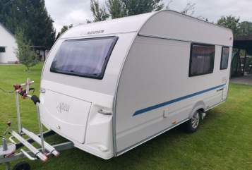 """Hire a motorhome in Ludwigsfelde from private owners
