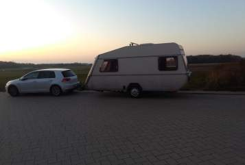 Hire a motorhome in Ascheberg from private owners| Kip Kippy