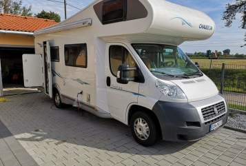 Hire a motorhome in Donauwörth from private owners| Chausson Flash