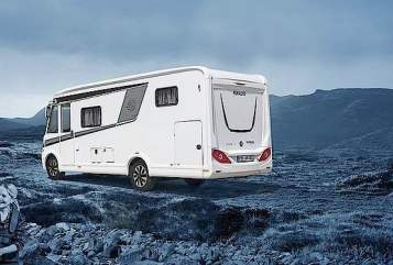 Hire a motorhome in Tremsbüttel from private owners| Knaus Der Lütte