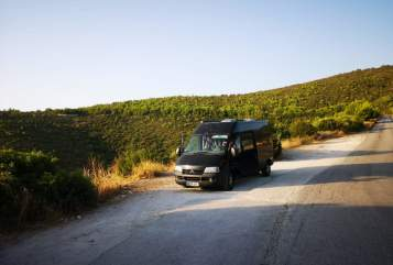 Hire a motorhome in Bochum from private owners| Citroen Black Pearl