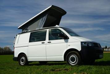 Hire a motorhome in Stuttgart from private owners| VW Porter