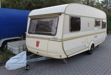 Hire a motorhome in Wangerland from private owners| Tabbert  Uschi