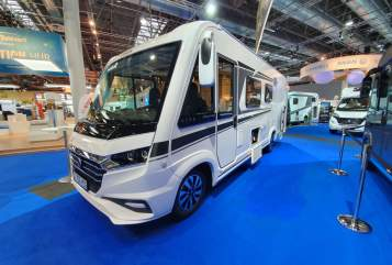 Hire a motorhome in Bergkirchen from private owners  KNAUS  Moritz