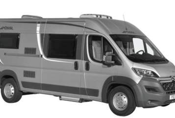 Hire a motorhome in Böblingen from private owners| Pössl Pössl 2win