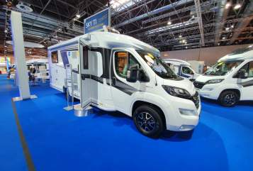 Hire a motorhome in Bergkirchen from private owners  KNAUS Milo