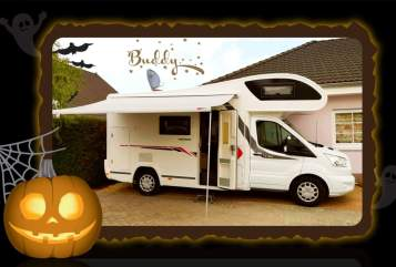 Hire a motorhome in Jesewitz from private owners  Challenger Buddy