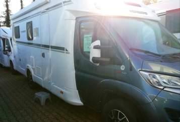 Hire a motorhome in Aspisheim from private owners| Weinsberg Ojadimi