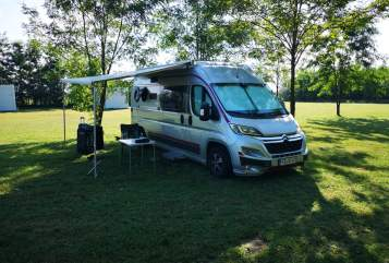 Hire a motorhome in Maisach from private owners| Citroen Pössl Hanni