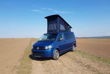 Hire a motorhome in Leipzig from private owners| VW FreeCamper