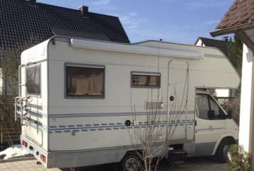 Hire a motorhome in München from private owners| Ford Transit Fert