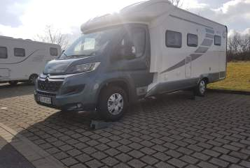 Hire a motorhome in Lorch from private owners| Citroen Jumper 35 Bollimobil 2
