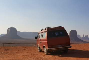 Hire a motorhome in Oberhaching from private owners  VW Westy